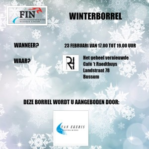 UITNODIGING FIN WINTERBORREL